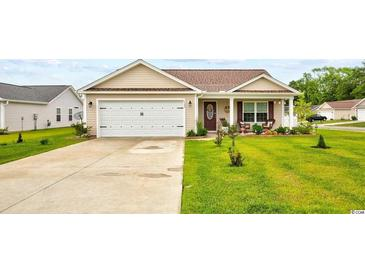 Photo one of 1300 Teal Ct Conway SC 29527 | MLS 2112486