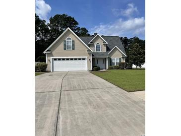 Photo one of 600 Twinflower St Little River SC 29566 | MLS 2112643