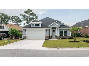 Photo one of 3196 Hermitage Dr Little River SC 29566   MLS 2112646