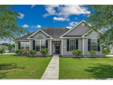 Photo one of 1201 Burgandy Ln Conway SC 29527 | MLS 2112661