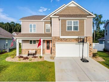 Photo one of 311 Cypress Springs Way Little River SC 29566   MLS 2115432