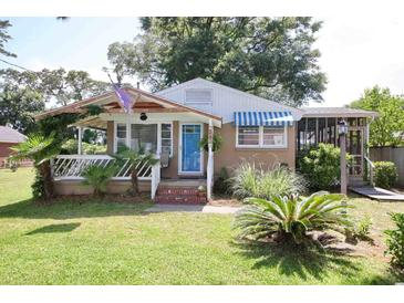 Photo one of 513 Rosemary Ln North Myrtle Beach SC 29582 | MLS 2115469