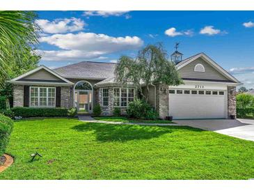 Photo one of 2713 Timberdoodle Ct Myrtle Beach SC 29588 | MLS 2115570