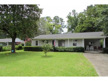 Photo one of 521 Holly Dr Myrtle Beach SC 29577   MLS 2115659