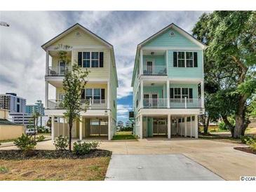 Photo one of 202 26Th Ave S Myrtle Beach SC 29577 | MLS 2115866