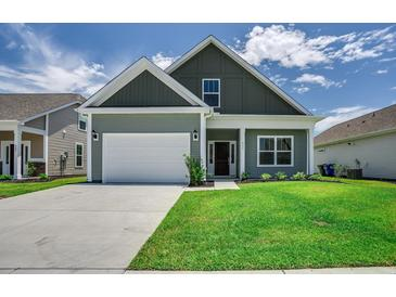 Photo one of 1246 Pyxie Moss Dr Little River SC 29566 | MLS 2119416