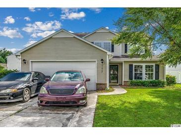 Photo one of 753 Dragonfly Dr Myrtle Beach SC 29579   MLS 2119585
