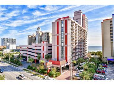 Photo one of 5308 N Ocean Blvd # 204 Myrtle Beach SC 29577 | MLS 2119630