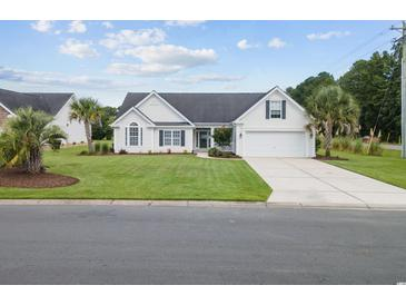 Photo one of 100 Pickering Dr Murrells Inlet SC 29576   MLS 2119680