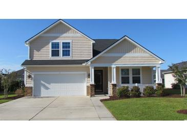 Photo one of 648 Harbor Bay Dr Murrells Inlet SC 29576 | MLS 2119840