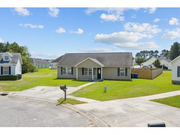 Photo one of 1103 Blue Juniper Ct Conway SC 29527 | MLS 2120001