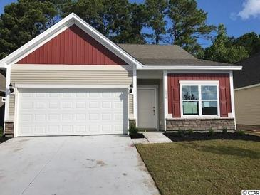 Photo one of 1235 Pyxie Moss Dr Little River SC 29566 | MLS 2120174