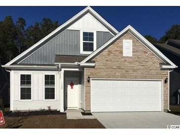Photo one of 1238 Pyxie Moss Dr Little River SC 29566   MLS 2120269