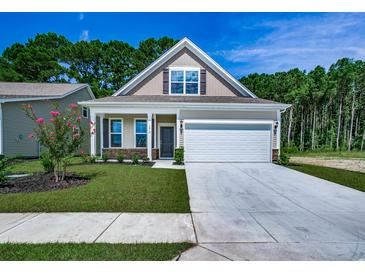 Photo one of 1249 Pyxie Moss Dr Little River SC 29566   MLS 2120272