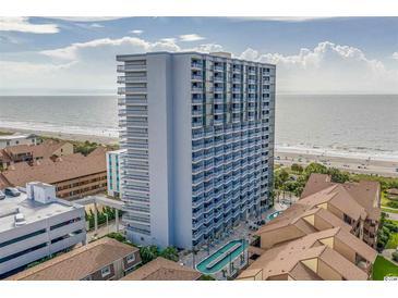 Photo one of 5511 N Ocean Blvd # 1402 Myrtle Beach SC 29577 | MLS 2120312