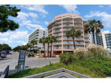 Photo one of 201 70Th Ave N # 609 Myrtle Beach SC 29572 | MLS 2120459