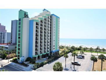 Photo one of 2310 Ocean Blvd N # 307 Myrtle Beach SC 29577 | MLS 2120518