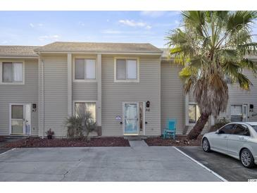 Photo one of 951 Plantation Dr # A-6 Little River SC 29566   MLS 2120525