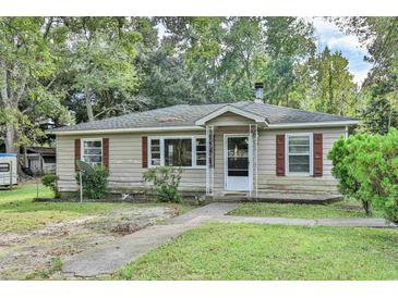 Photo one of 409 Sycamore St Conway SC 29527 | MLS 2122426