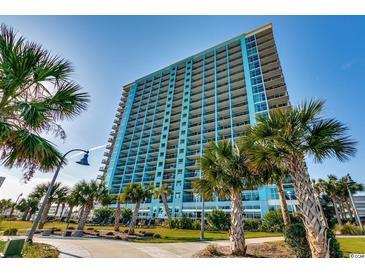Photo one of 504 N Ocean Blvd # 1405 A&B Myrtle Beach SC 29577   MLS 2122826