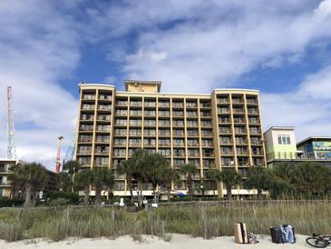 Photo one of 1200 N Ocean Blvd # 910 Myrtle Beach SC 29577 | MLS 2122841