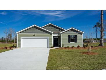 Photo one of 1205 Winterburn Dr Conway SC 29526   MLS 2122855