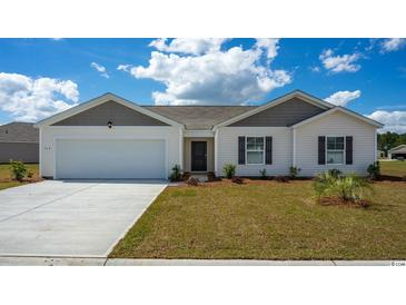 Photo one of 1216 Winterburn Dr Conway SC 29526   MLS 2122857