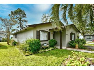 Photo one of 2072 Lakeview Cir Surfside Beach SC 29575 | MLS 2122867