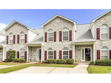 Photo one of 3953 Tybre Downs Cir Little River SC 29566 | MLS 2122915