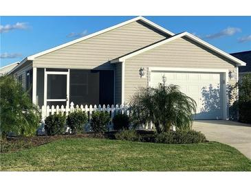 Photo one of 3751 Ivey Ter The Villages FL 32163 | MLS G5036116
