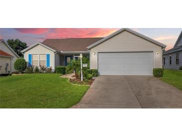 Photo one of 8648 Se 168Th Kittredge Loop # 54 The Villages FL 32162 | MLS G5041520