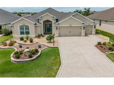 Photo one of 1421 Bluebeard Ct The Villages FL 32163 | MLS G5043058