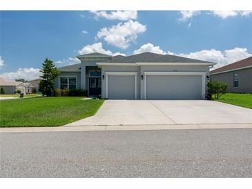 Photo one of 6124 Gracie Pl Lakeland FL 33812 | MLS L4922475