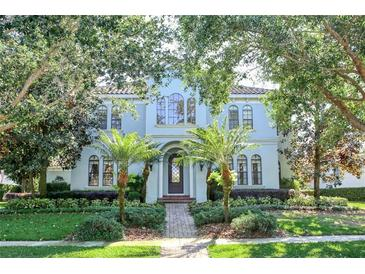 Photo one of 6536 Lake Burden View Dr Windermere FL 34786 | MLS O5821072