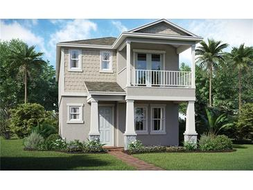 Photo one of 16160 Stubing Aly # 21 Winter Garden FL 34787 | MLS O5907115