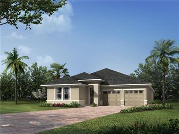 Photo one of 16806 Wingspread Loop # Lot 386 Winter Garden FL 34787 | MLS O5907353