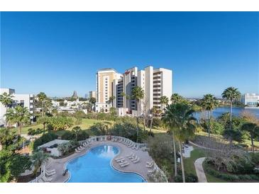 Photo one of 6165 Carrier Dr # 1308 Orlando FL 32819 | MLS O5924707