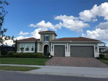 Photo one of 16820 Broadwater Ave Winter Garden FL 34787 | MLS S5046537