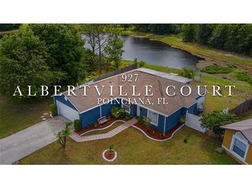 Photo one of 927 Albertville Ct Kissimmee FL 34759 | MLS S5048803