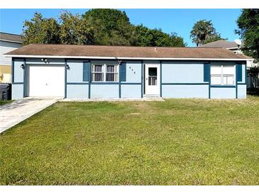 Photo one of 636 Caribou Ct Kissimmee FL 34759 | MLS S5048966