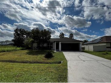 Photo one of 317 Marquee Dr Kissimmee FL 34758   MLS S5057796