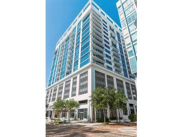 Photo one of 260 S Osceola Ave # 807 Orlando FL 32801   MLS T3329610