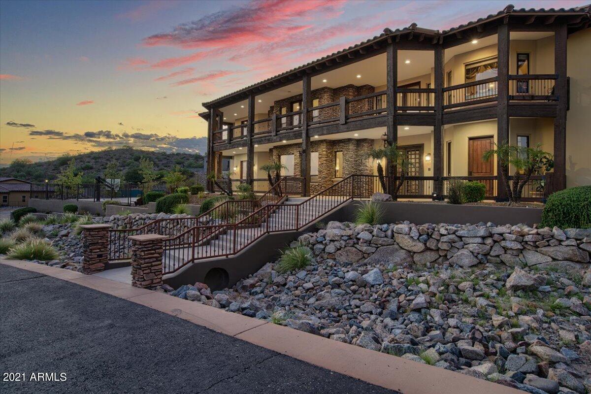 Photo one of 6604 W Gold Mountain Pass Phoenix AZ 85083   MLS 6289215