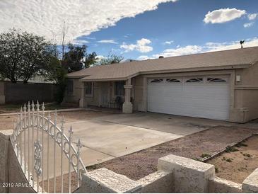 Photo one of 1904 N 69Th Ave Phoenix AZ 85035   MLS 5876774