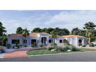 Photo one of 6129 E Via Estrella Ave Paradise Valley AZ 85253 | MLS 6131488