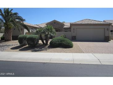 Photo one of 14707 W Black Gold Ct Sun City West AZ 85375 | MLS 6216860