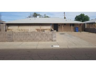 Photo one of 5735 N 32Nd Ave Phoenix AZ 85017 | MLS 6217488