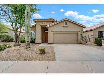 Photo one of 7449 E Whistling Wind Way Scottsdale AZ 85255 | MLS 6229649