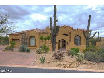 Photo one of 8583 E Cactus Wren Cir Scottsdale AZ 85266 | MLS 6230399