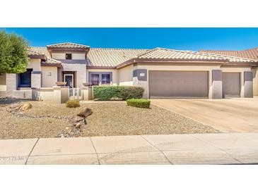 Photo one of 17536 N Amberwood Dr Surprise AZ 85374 | MLS 6230684